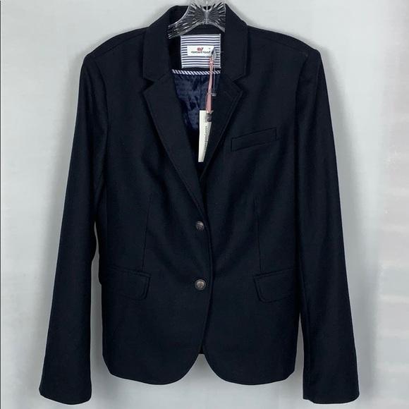 Vineyard Vines Jackets & Blazers - Vineyard Vines Women's Collegiate Blazer Sz 12 NWT